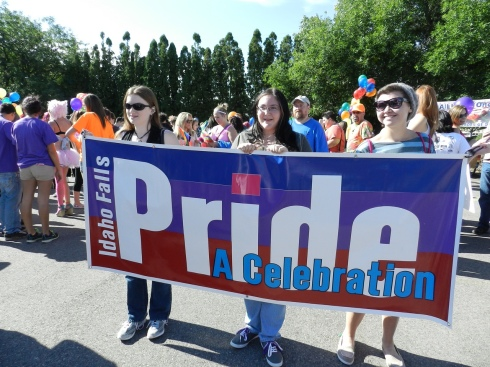 Idaho Falls PRIDE 2013 was a hit.